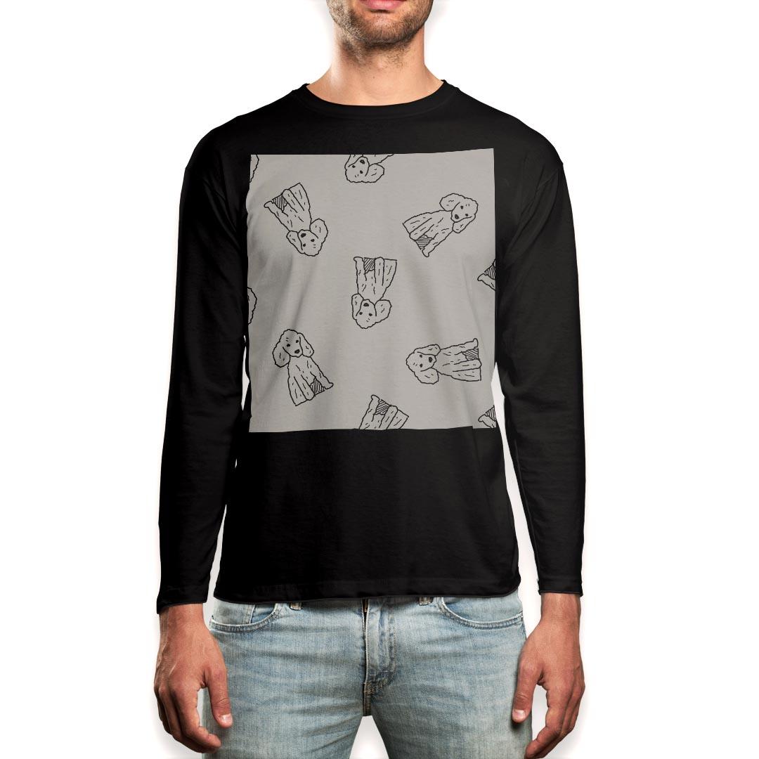 トップス, Tシャツ・カットソー  t XS S M L XL 2XL T black T shirt long sleeve 010697