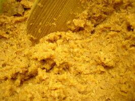 麦粒味噌肌