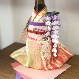 "藤娘「Kimono BOTTLE COVER」  ""/>    <p class="