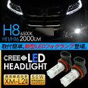 オデッセイ RC1 RC2 LED フォグランプ 50W H8/H11/H16 LEDフォグバルブ フォグライト 車検対応 LEDライト カスタム 電装パーツ