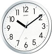 【掛け時計 クロック オフィス 防湿・防塵】 スペイシーM522 プルーフ522 4MG522-050 シチズン CITIZEN 【30%OFF】【お取り寄せ】 【楽天カード分割】【02P03Dec16】
