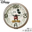 【ディズニー 時計 メロディ】 FW576B セイコー SEIKO ディズニー Disney ミッキーマウス メロディ 壁掛 時計 【お取り寄せ】【30%OFF】【送料無料】【名入れ】 【Disneyzone】 【楽天カード分割】【02P03Dec16】 【RCP】