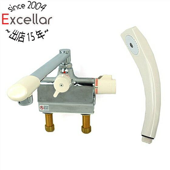 三栄水栓サーモデッキシャワー混合栓SK78D-13