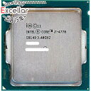 【中古】Core i7 4770 Haswell 3.4GHz LGA1150 SR149