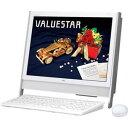 ■NEC【限定特価】デスクトップパソコンVALUESTAR N VN550/VG6W PC-VN550VG6W★送料無料!【PCV...