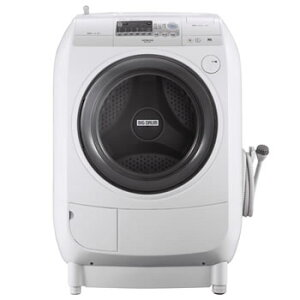 5000円以上のお買い物で送料無料!(一部地域外)日立【SALE】9kg洗濯乾燥機 BD-V1200L-W★ビッ...