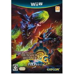 5250円以上のお買い物で送料無料!(一部地域外)任天堂【WiiU】モンスターハンター3G HD Ver....