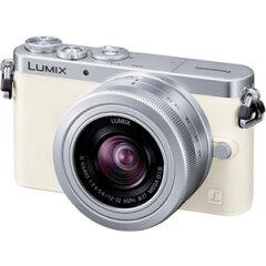 パナソニック【LUMIX】デジタル一眼カメラ DMC-GM1K-W★【DMCGM1K】