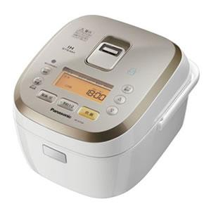 パナソニック【sale】1.0L 0.5〜5.5合 スチームIHジャー炊飯器 SR-SH104-N★【SRSH104】
