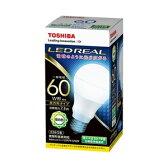 東芝【TOSHIBA】LED電球 昼白色 一般電球型全方向タイプ LDA7N-G60W★【LDA7N/G60W LDA7N-G/60W】