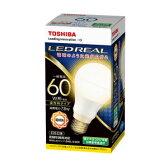 東芝【TOSHIBA】LED電球 電球色 一般電球型全方向タイプ LDA8L-G60W★【LDA8L/G60W LDA8L-G/60W】