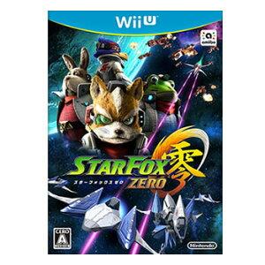 任天堂【Wii U】スターフォックスゼロ 通常版 WUP-P-AFXJ★【シューティングゲーム…