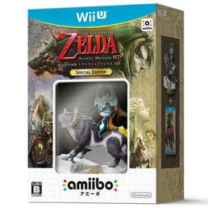 任天堂【Wii U】ゼルダの伝説 トワイライトプリンセス HDスペシャルエディション WUP-…