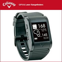 キャロウェイ【Callaway】ゴルフナビGPSYNCWATCH腕時計タイプブラック★【Callaway-GPSYNC-WATCH】
