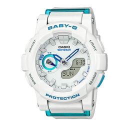 カシオ【国内正規品】CASIOBaby-Gアナログ腕時計白BGA-185FS-7AJF★【レディース】