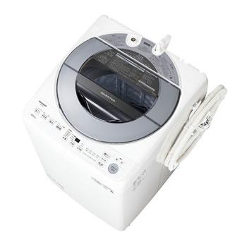 生活家電, 洗濯機 SHARP8.0kg ES-GV8F-SESGV8FS