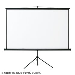 サンワサプライ【SanwaSupply】プロジェクタースクリーン(三脚式)PRS-S75★【PRSS75】