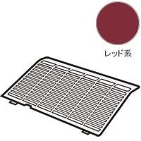 SHARP/シャーププラズマクラスターイオン発生機用 フィルター(吸込口)<レッド系>(1枚)(2813370013)
