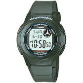 【国内正規品 腕時計】CASIO〔カシオ〕デジタル腕時計スタンダードウォッチ 【F-200W-1AJF】【D】【HD】〔メンズ レディース 男女兼用 時計 ストップウォッチ LEDライト〕 [CAWT]【送料無料】