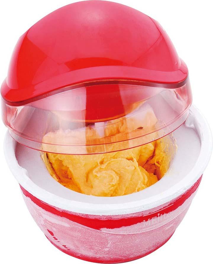 3. シンプルで使いやすい◎「メリート アイスクリームメーカー」