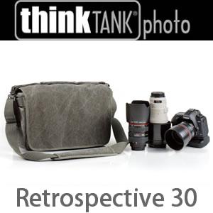 thinkTANKphoto レトロスペクティブ30 パインストーン【メール便不可】