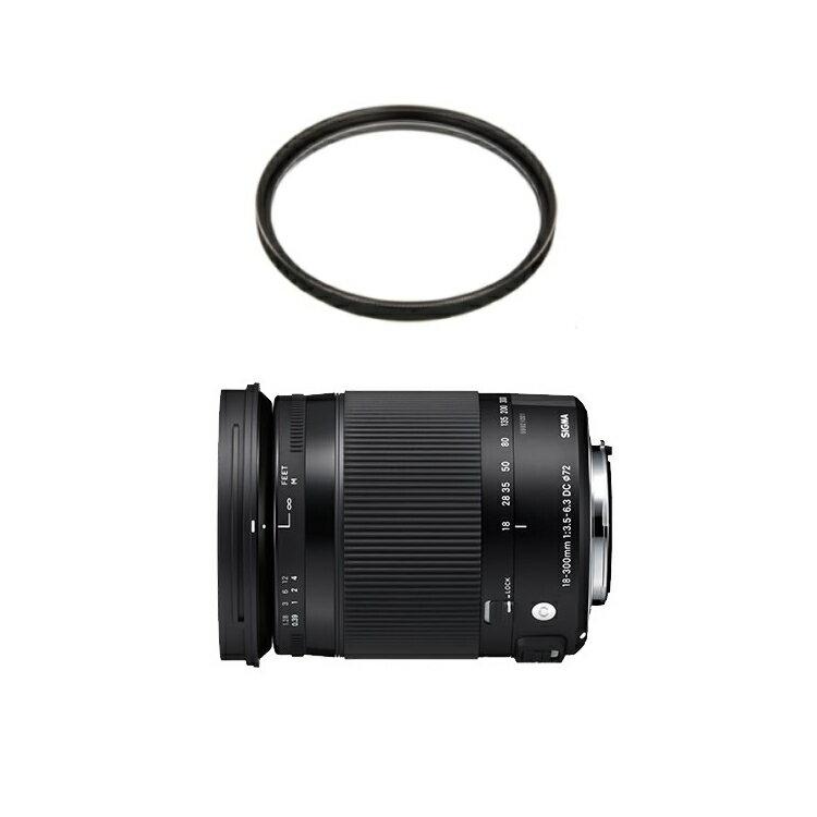 カメラ・ビデオカメラ・光学機器, カメラ用交換レンズ  18-300mm F3.5-6.3 DC MACRO OS HSM Contemporary