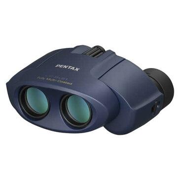 ペンタックス 双眼鏡 UP 8X21 ネイビー ポロプリズム 8倍 有効径21mm 【快適家電デジタルライフ】