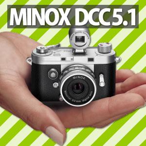 MINOX ミニチュアデジタルカメラ DCC 5.1