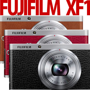 フジフィルム デジカメ FUJIFILM XF1 【カラー選択式】