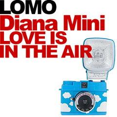 【レビューを書いて100円値引き!!】LOMO トイカメラ ダイアナミニ LOVE IS IN THE AIR フラッシ...