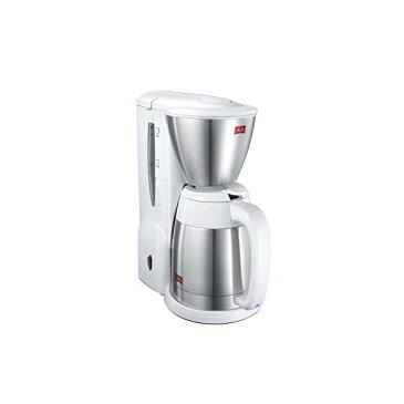 メリタ(Melitta) コーヒーメーカー ノア NOAR SKT54-3-W ホワイト [2〜5杯用][ペーパードリップ式][SKT543W]