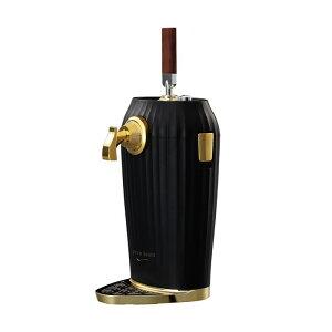 ビールサーバー 家庭用 ビアサーバー スタンド式 GH-BEERL-BK ブラック 黒 超音波式 2缶 ブレンド型 カクテル グリーンハウス おうち飲み リモート 宅 飲み (ラッピング不可)(快適家電デジタルライフ)