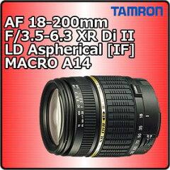 【レビューでチャンス!】【在庫あり!】タムロン AF18-200mm F/3.5-6.3 Model:A14S ソニー、...