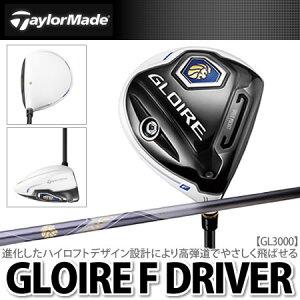 【2014/10発売モデル】【グローレFドライバー】テーラーメイド ドライバー GLOIRE F DRIVER (G...