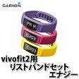 ガーミン vivofit2用リストバンドセット エナジー 【国内正規品】【快適家電デジタルライフ】