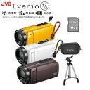 JVC ビデオカメラ エブリオ GZ-F270 ビクター 【...