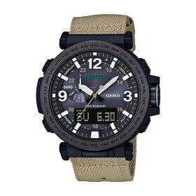 【国内正規品】CASIO(カシオ)【腕時計】PRG-600YBE-5JRPROTREK[プロトレック]【替えバンド付き】[PRG600YBE5JR]【クロスバンドタフソーラーアナデジメンズ】