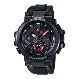 (国内正規品)(カシオ)CASIO 腕時計 MTG-B1000B-1AJF (ジーショック)G-SHOCK メンズ MT-G(樹脂バンド 電波ソーラー 多針アナログ)(快適家電デジタルライフ)