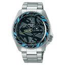 セイコー SEIKO 腕時計 SBSA135 5スポーツ SEIKO 5 SPORTS メンズ GUCCIMAZEコラボ 限定モデル 自動巻き(手巻付) ステンレスバンド アナログ(国内正規品)(快適家電デジタルライフ)