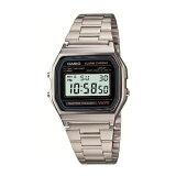 (メール便可:5点まで)CASIO(カシオ) 【腕時計】 A158WA-1JF STANDARD[スタンダード] メンズ(快適家電デジタルライフ)