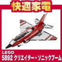 【7月新製品】LEGO レゴ 5892 ソニックブーム