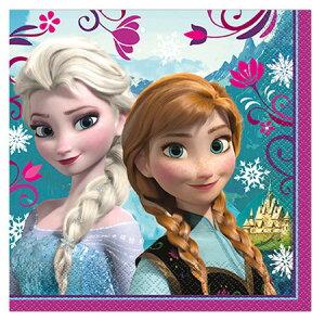 映画キャラクター紙ナプキン!夏休み工作やデコパージュに♪ペーパータオル アナと雪の女王 ...