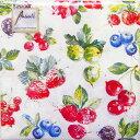 ペーパーナプキン  ランチサイズ10枚入り ミックスフルーツ Mixed Fruit [Ambiente]アンビエンテ・苺・イチゴ・ベリー