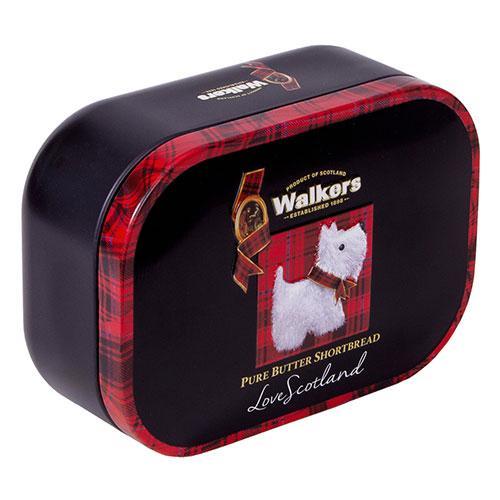 ウォーカー『ショートブレッドスコッティドッグミニチュア缶』