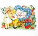 [Punch Studio]バレンタイン スモールカード ラブ カップルパンチスタジオメッセージ・ギフトカード