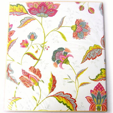 色紙 見開きタイプ ピースフラワーCaspari日本製寄せ書き・花柄