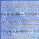 #9ペーパーナプキン[メール便OK] ブルー ホワイト小花 生地柄WIDA[スイス]デコパージュ・ラッピング花柄・小花