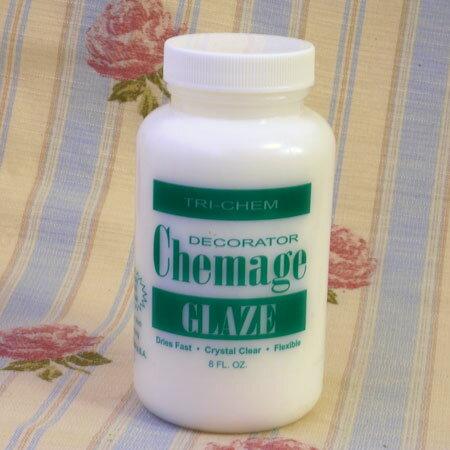 ケマージュ デコパージュ用のり Decorator Chemage 240ml 〜アメリカ製デコパージュのり・溶剤・トライケム・デコパージュグルー