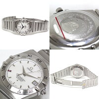 OMEGA オメガ メンズ腕時計 コンステレーション 1516.76 2Pルビー ホワイトシェル文字盤 スイス限定モデル【中古】
