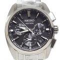 SEIKO セイコー メンズ腕時計 アストロン GPS電波ソーラー SBCX067 ブラック(黒)未使用品